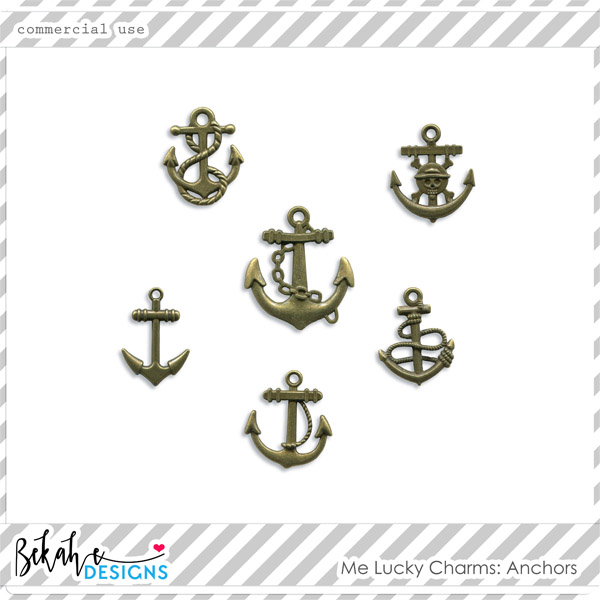 Me Lucky Charms: Anchors