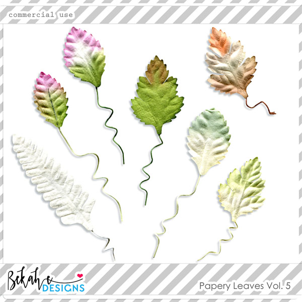 Papery Leaves Vol. 5